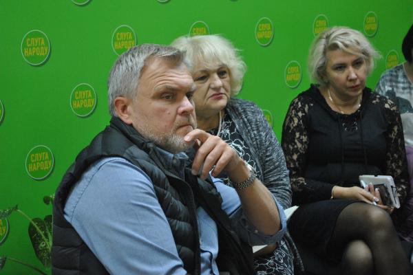 «У Рівному обговорили питання реформування системи шкільної освіти в Україні», - Олександр Ковальчук