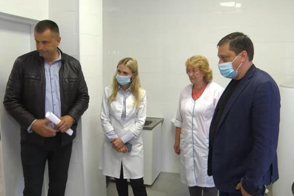 Бугринська амбулаторія поповнилася новим медичним обладнанням