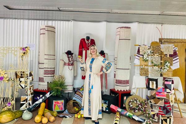 У Рівному відбувся Всеукраїнський ярмарок-форум «Український національний костюм: поліський вимір» (ФОТО)