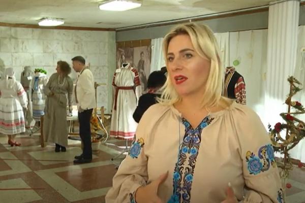 У Рівному відбувся ярмарок-форум «Український національний костюм: поліський вимір» (ВІДЕО)