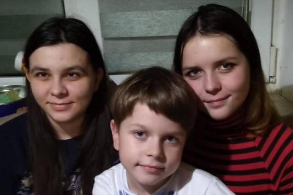 Родина Блащуків з Рівного потребує допомоги