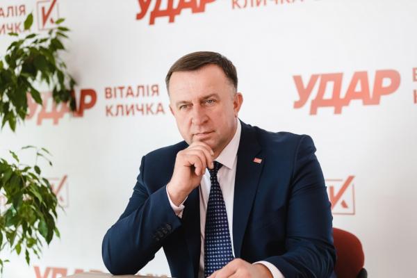 «УДАР Віталія Кличка» запропонував антикризовий план по боротьбі з епідемією коронавірусу