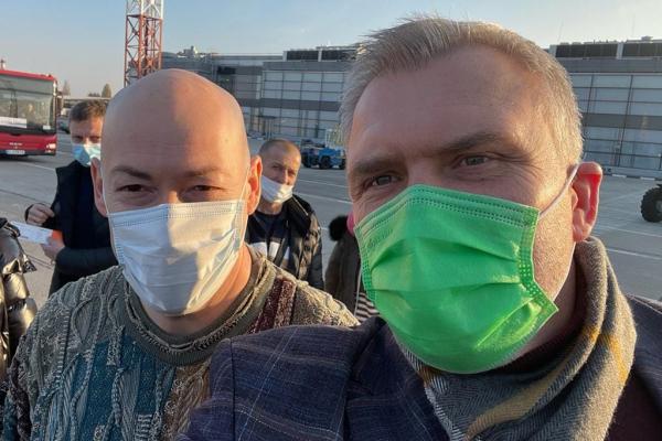 Олександр Ковальчук вирушив до Грузії підтримати Саакашвілі
