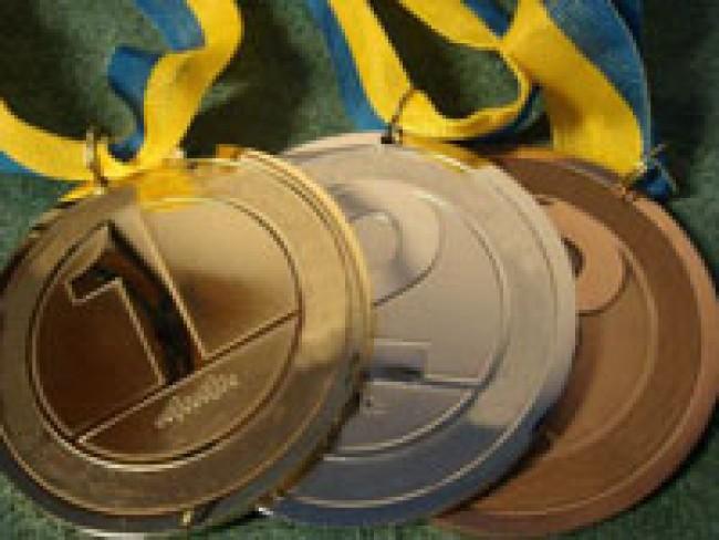 Рівненські гімнастки вибороли медалі міжнародного турніру у Львові