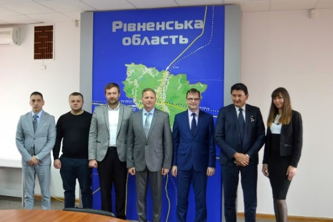 Рівненщина налагоджує тісніші економічні зв'язки з Сербією