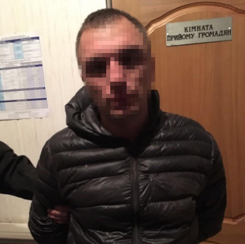 СБУ: наркоділка, який перебував у державному розшуку, затримали (Фото)