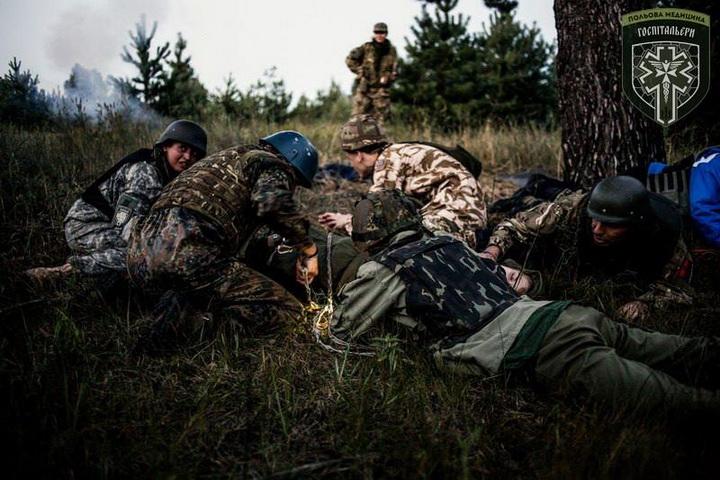 Вишкіл від Зінкевич: як на фронті готують нових
