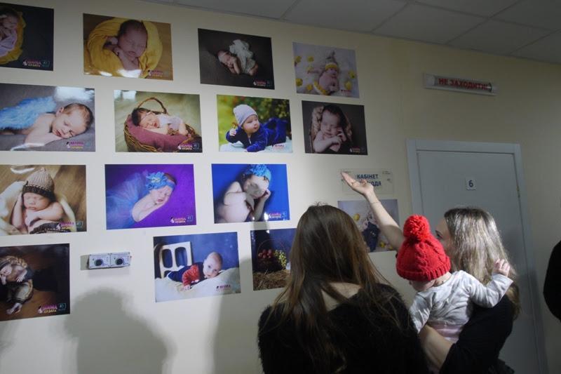 В рівненському медзакладі відкрилася унікальна виставка (Фото)
