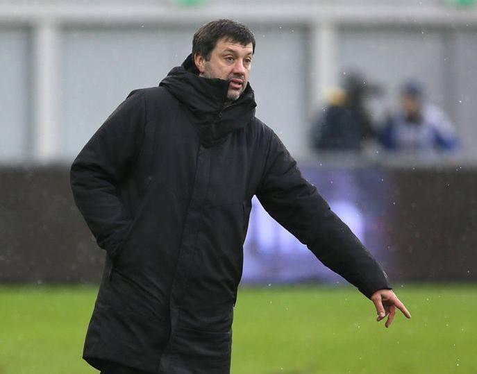 Головний тренер таки покинув «Верес»