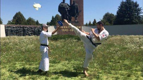Троє рівнян готується до Чемпіонату Європи з кйокушінкаі карате Унія