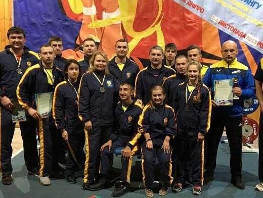 Пауерліфтери з Рівненщини другі на Кубку України