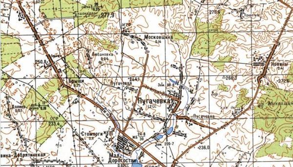 Чи на Млинівщині декомунізують Московщину?