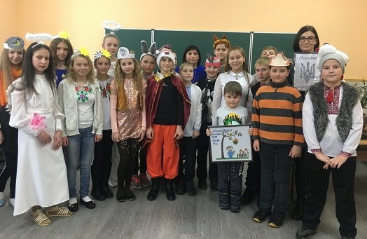 Благодійний ярмарок задля сина загиблого в АТО героя Максима Ляшука з  Острожця