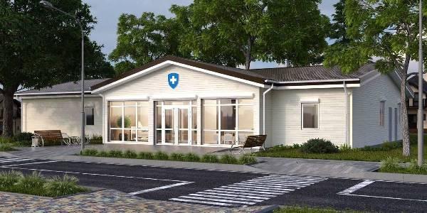 Нову амбулаторію скоро збудують у Білій Криниці поблизу Рівного
