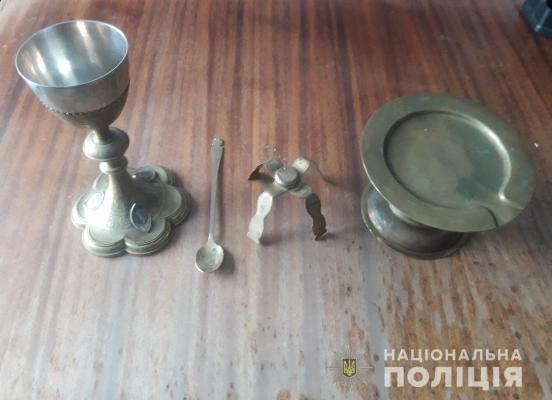 На Гощанщині встановили особу, причетну до крадіжок із церковного будинку