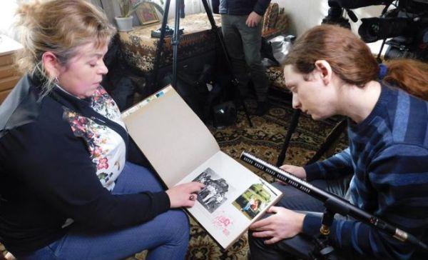 Знімальна група з США збирає на рівненському Поліссі унікальні факти