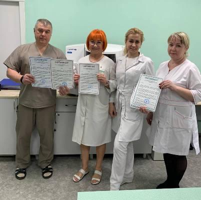 Лабораторія Рівненського діагностичного центру – одна з кращих в Україні