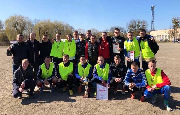 Новини футболу: на Рівненщині обласний турнір «Меморіал В.Шморгуна» отримав нового переможця