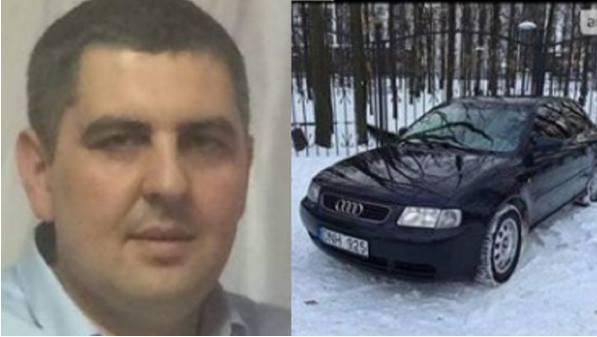 В районі Рівного зник активіст Віктор Коліда
