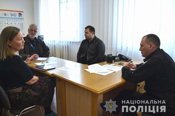 Представники ОБСЄ з поліцією Рівненщини підсумували перебіг виборів Президента України в першому турі