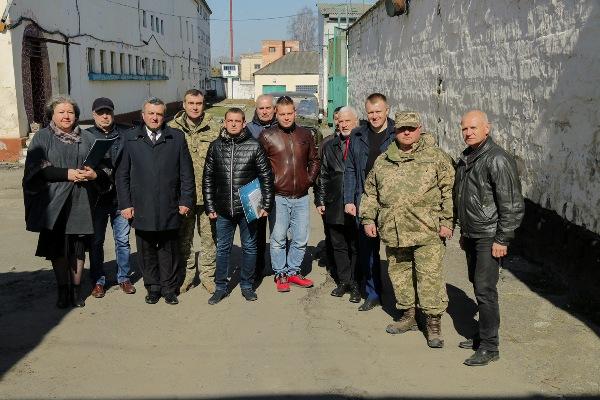На Рівненщині готують пункт постійної дислокації для підрозділу ОК «Захід»