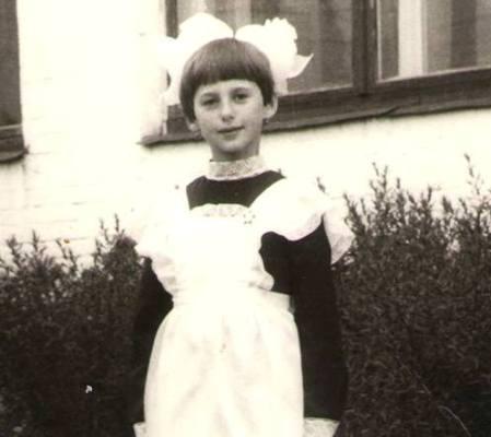 Як я була внучкою Ілліча