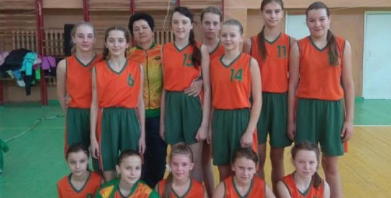 Здолбунівські баскетболістки на Чемпіонаті України вийшли у «фінал чотирьох»