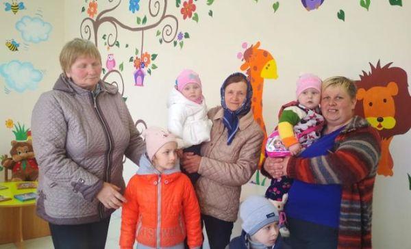 В селі Людинь Висоцької ОТГ відкрили амбулаторію для чотирьох сіл