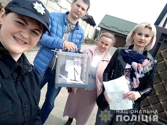 Як проходять вибори на Рівненщині?