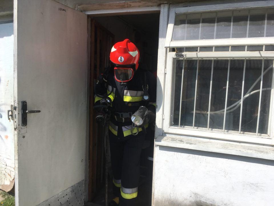 У Млинові рятувальники провели тактико-спеціальні навчання