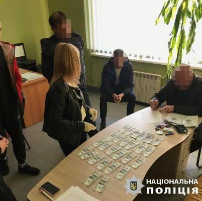 У Костополі викрили корупційну схему реєстрації об'єктів нерухомості
