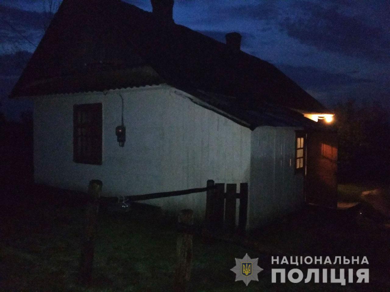 Смерть на Великдень: у Золотолині Костопільського району син убив матір