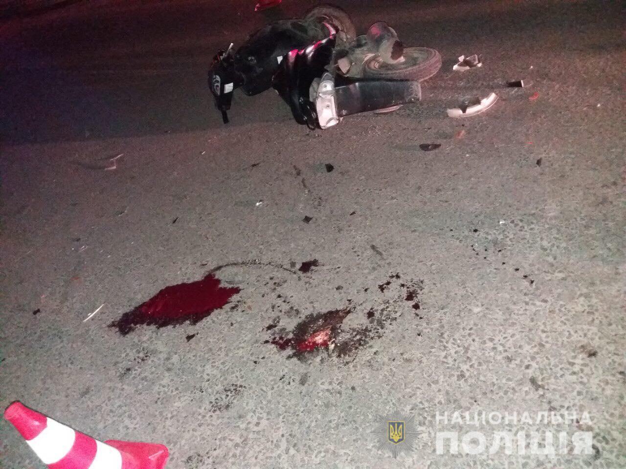 На Поліссі у Володимирці на дорозі розбилися брати