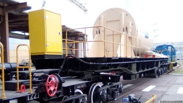 На відкритому майданчику Рівненської АЕС ліквідовано загорання трансформатора