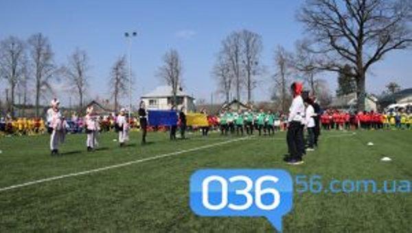 У Смизі відкрили турнір пам'яті засновника дитячого футболу на Дубенщині