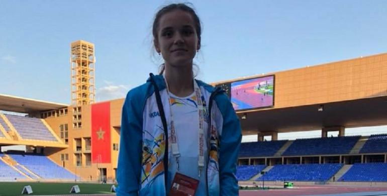 Рівненська легкоатлетка здобула золото в Румунії