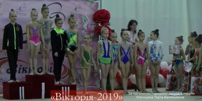 Гімнастки з Рівного завоювали медалі на Вінничині