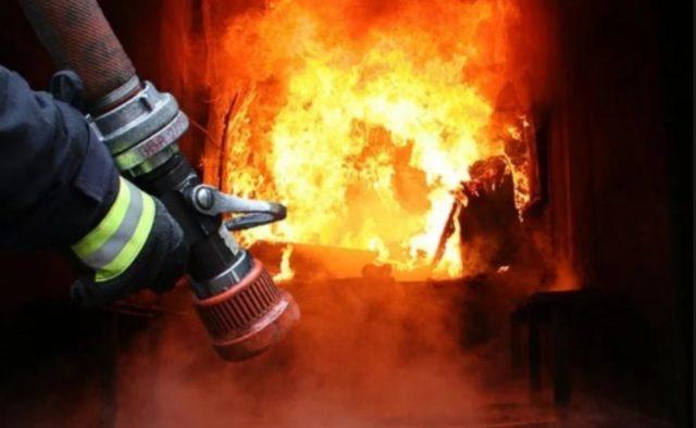 У Вараші вогнеборці врятували людину під час пожежі