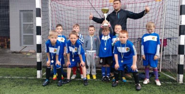 Юні футболісти з Рівненщини стали переможцями Всеукраїнського турніру