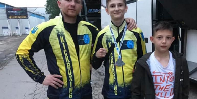 Кікбоксер з Рівного здобув срібло Кубку Світу