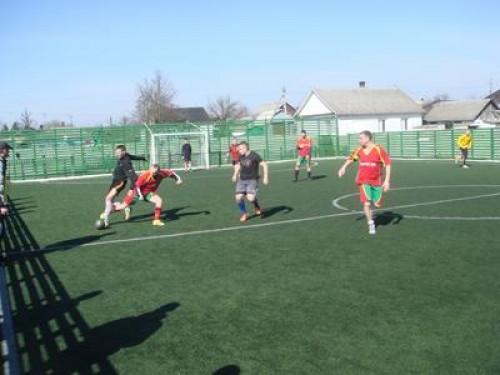Школярі з Острога зіграють у міні-футбол