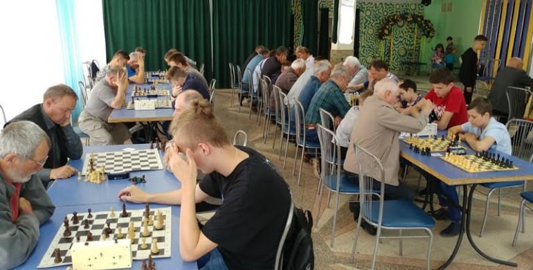 Кращих шахматистів визначили у Вараші