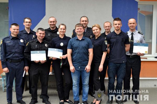 """У Рівненській академії """"ШАГ» завершили піврічний курс навчання IT-поліцейські"""