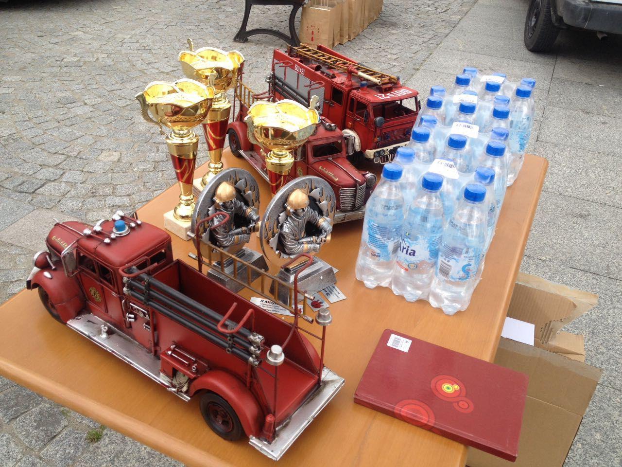 Рівненські рятувальники відвідали місто-побратим у Польщі