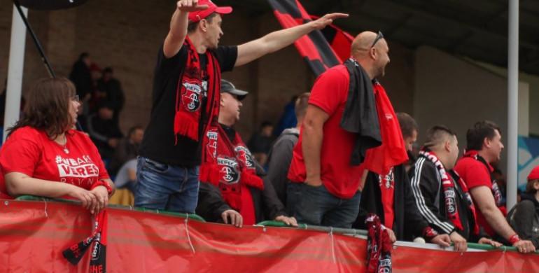 Рівненський «Верес» припинив співпрацю з п'ятьма футболістами
