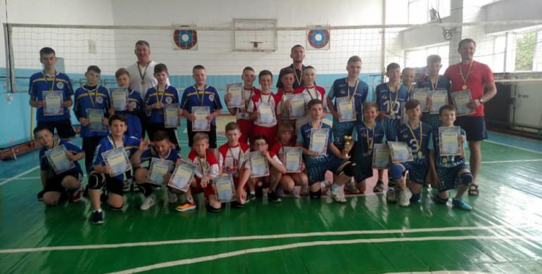 Острожани стали срібними призерами «Кубку дружби»
