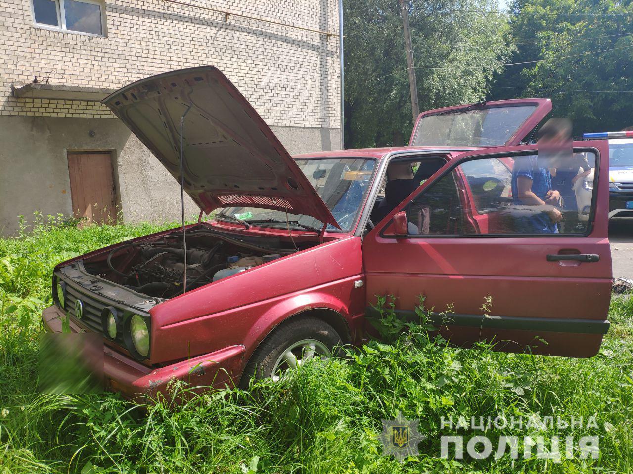 На Рівненщині викрили викрадача автівок з Хмельницького