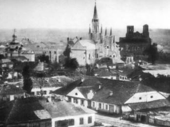 130 років тому Острог поглинула велика пожежа