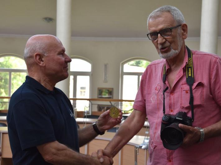 В Острозі відбулося нагородження переможців конкурсу фотографій