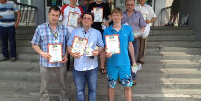 У Сарнах відбувся четвертий етап Кубку Рівненщини